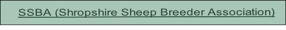 SSBA (Shropshire Sheep Breeder Association)